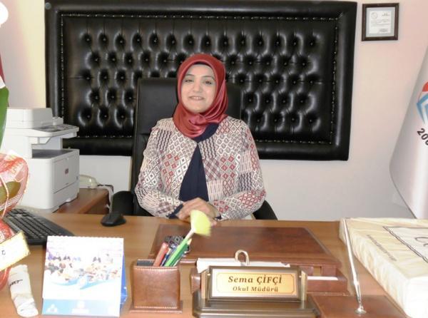 Sema ÇİFÇİ - Okul Müdürü
